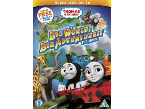Thomas & Friends - Big World Big (DVD)