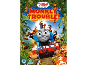 Thomas & Friends - Monkey Trouble! (DVD)