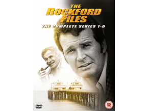 Rockford Files The - Series 1-6 Complete (DVD)