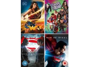 Wonder Woman / Suicide Squad / Batman V (DVD)