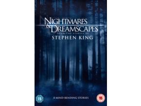 Stephen Kings Nightmares & Dreamscapes (DVD)