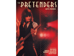 PRETENDERS WITH FRIENDS - The Pretenders With Friends (Blu-ray + DVD)