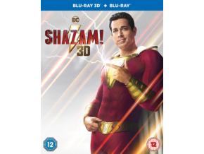 Shazam! (Blu-ray 3D)