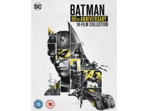 Batman 8Oth Anniversay Collection (DVD Box Set)