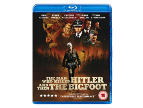Man Who Killed Hitler And Then The Bigfoot. The (Blu-ray)