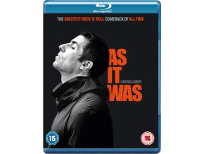 LIAM GALLAGHER - As It Was (Blu-ray)