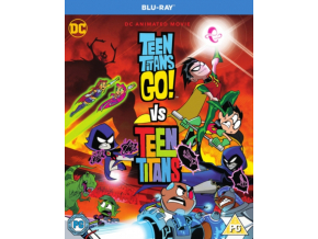 Teen Titans Go! Vs. Teen Titans (Blu-ray)