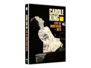 CAROLE KING - Live At Montreux 1973 (DVD)