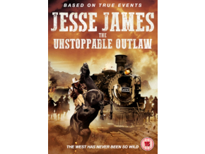Jesse James The Unstoppable Outlaw (DVD)