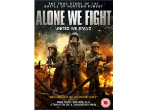 Alone We Fight (DVD)