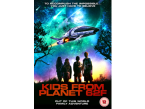 Kids From Planet 62F (DVD)