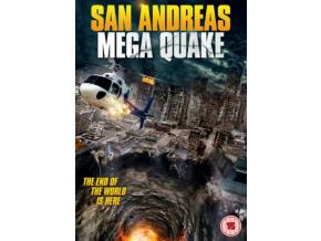 San Andreas Mega Quake (DVD)