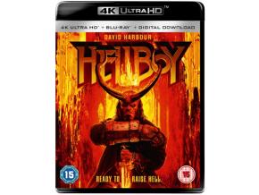 Hellboy (Blu-ray 4K)