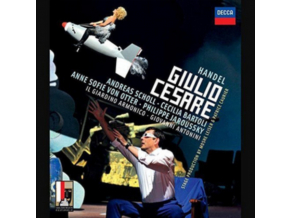 VARIOUS ARTISTS - Handel: Giulio Cesare (Blu-ray)