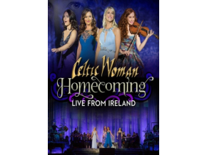 CELTIC WOMAN - Homecoming / Live From Ireland (DVD)
