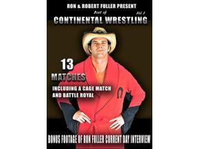 Best Of Continental Wrestling Vol. 1 (DVD)