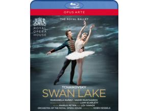 VARIOUS ARTISTS - Pyotr Ilyich Tchaikovsky: Swan Lake (Blu-ray)