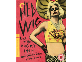 Hedwig And The Angry Inch (2001) (Criterion Collection) (Blu-ray)