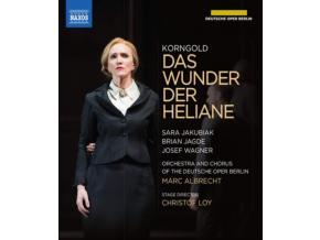 DEUT OP BERLIN / ALBRECHT - Erich Korngold: Das Wunder Der Heliane (Blu-ray)