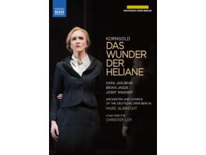 DEUT OP BERLIN / ALBRECHT - Erich Korngold: Das Wunder Der Heliane (DVD)