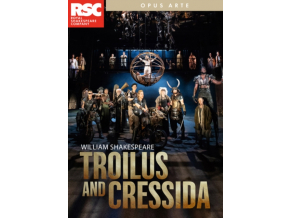 VARIOUS ARTISTS - William Shakespeare: Troilus And Cressida (DVD)