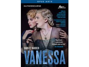VARIOUS ARTISTS - Samuel Barber: Vanessa (DVD)