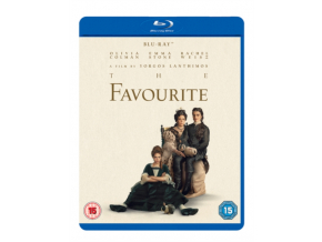 The Favourite [Blu-ray] [2019] (DVD)