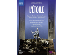 SOLO / DUTCH NO / FOURNILLIER - Emmanuel Chabrier: LEtoile (DVD)