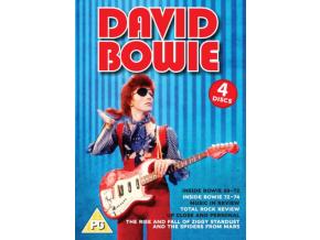 DAVID BOWIE - David Bowie Collection (DVD)