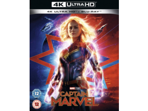 Captain Marvel (Blu-ray 4K)