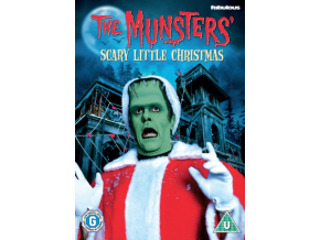 Munsters Scary Little Christmas (DVD)