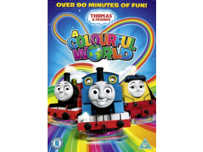Thomas & Friends - A Colourful World (DVD)