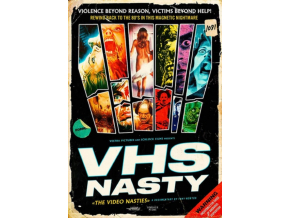VARIOUS ARTISTS - Vhs Nasty (DVD)