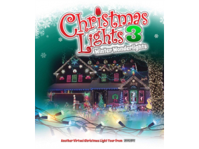 VARIOUS ARTISTS - Christmas Lights 3: Winter Wonderlights (Blu-ray)