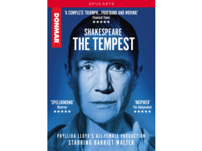 VARIOUS ARTISTS - William Shakespeare: The Tempest (DVD)
