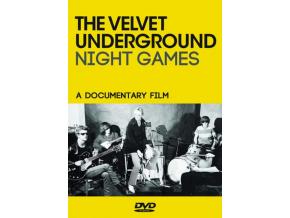 VELVET UNDERGROUND - Night Games (DVD)