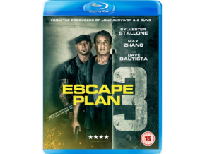 Escape Plan 3 (Blu-ray)