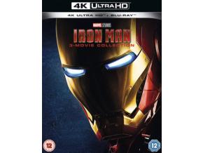 Iron Man Trilogy (Blu-ray 4K)