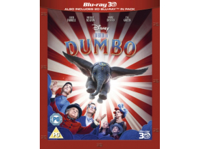 Dumbo Live Action (Blu-ray 3D)