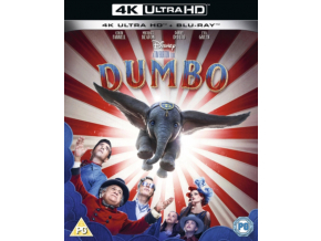 Dumbo Live Action (Blu-ray 4K)