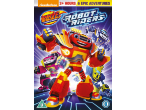 Blaze And The Monster Machines: Robot Riders (DVD)