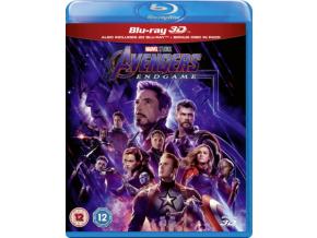 Avengers: Endgame (Blu-ray 3D)