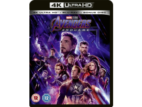 Avengers: Endgame (Blu-ray 4K)