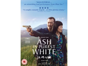 Ash Is Purest White (DVD)