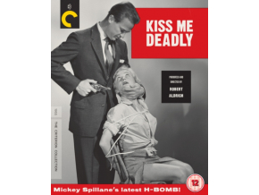 Kiss Me Deadly (1955) (Criterion Collection) Uk Only (Blu-ray + DVD)