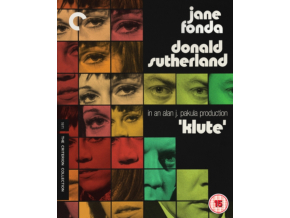 Klute (1971) (Criterion Collection) Uk Only (Blu-ray)