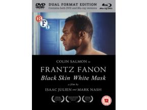 Frantz Fanon: Black Skin White Mask (Blu-ray + DVD)