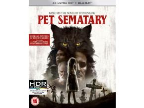 Pet Sematary (Blu-ray 4K)