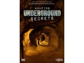 Amazing Underground Secrets (DVD)