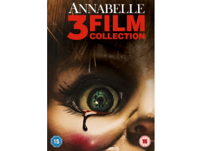 Annabelle 3 Film Collection (DVD)